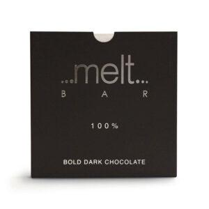 100%-os vegán étcsokoládé különlegesség - Melt