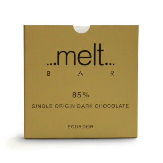 Melt 85%-os étcsokoládé ecuadori kakaóból