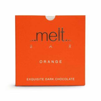 Melt 70%-os étcsokoládé naranccsal