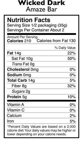 Taza 95%-os organikus étcsokoládé