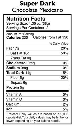 Taza 85%-os mexikói étcsokoládé korong