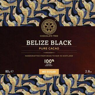 Chocolate Tree 100%-os étcsokoládé Belize-i kakaóból