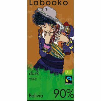 Zotter Bolívia 90% étcsokoládé