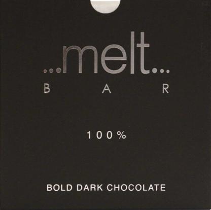 100%-os kézműves étcsokoládé különlegesség - Melt