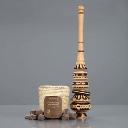 Hernán Molinillo – forró csoki habosító