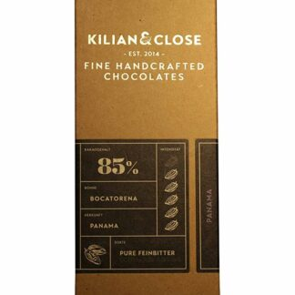 Kilian & Close Panama 85%-os étcsokoládé