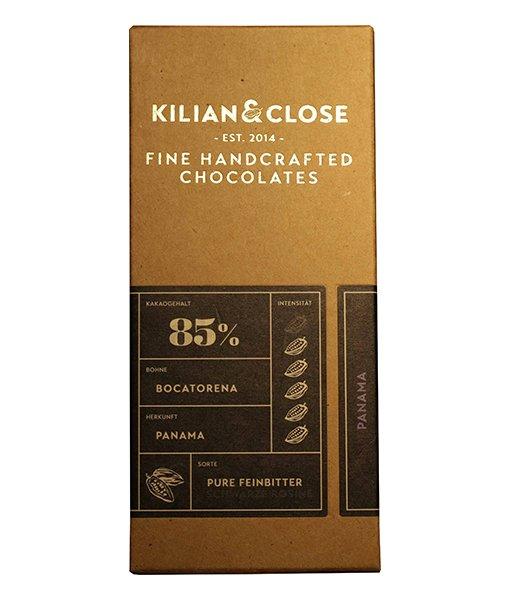 KIlian & Close 85% Panama étcsokoládé