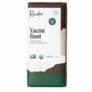 Raaka Yacón 79%-os étcsokoládé