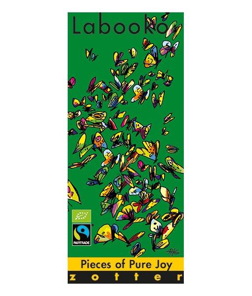 Labooko Pieces of joy vegan étcsokoládé