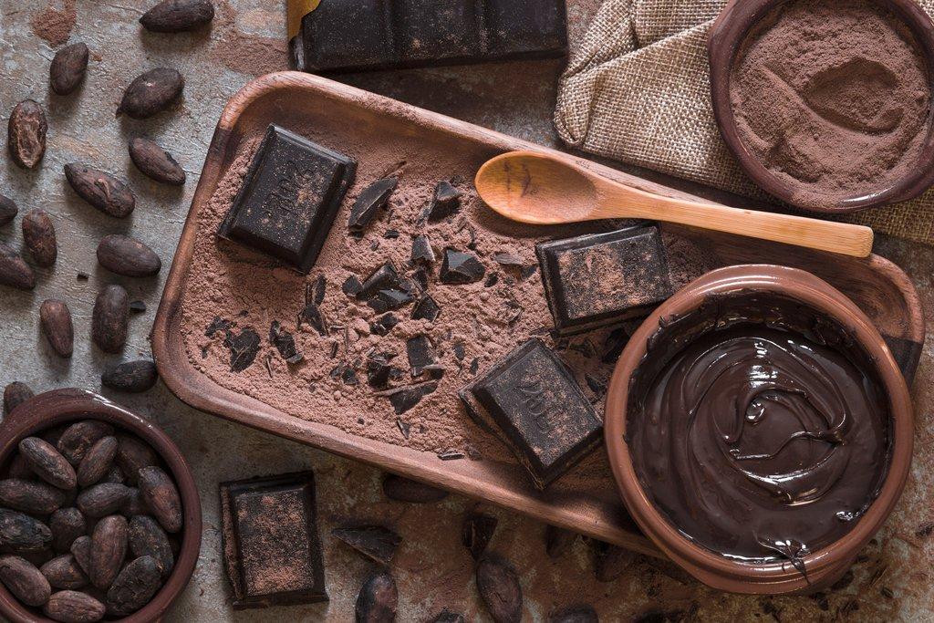 bean-to-bar organikus vegan luxus étcsokoládék - Darkest Desire