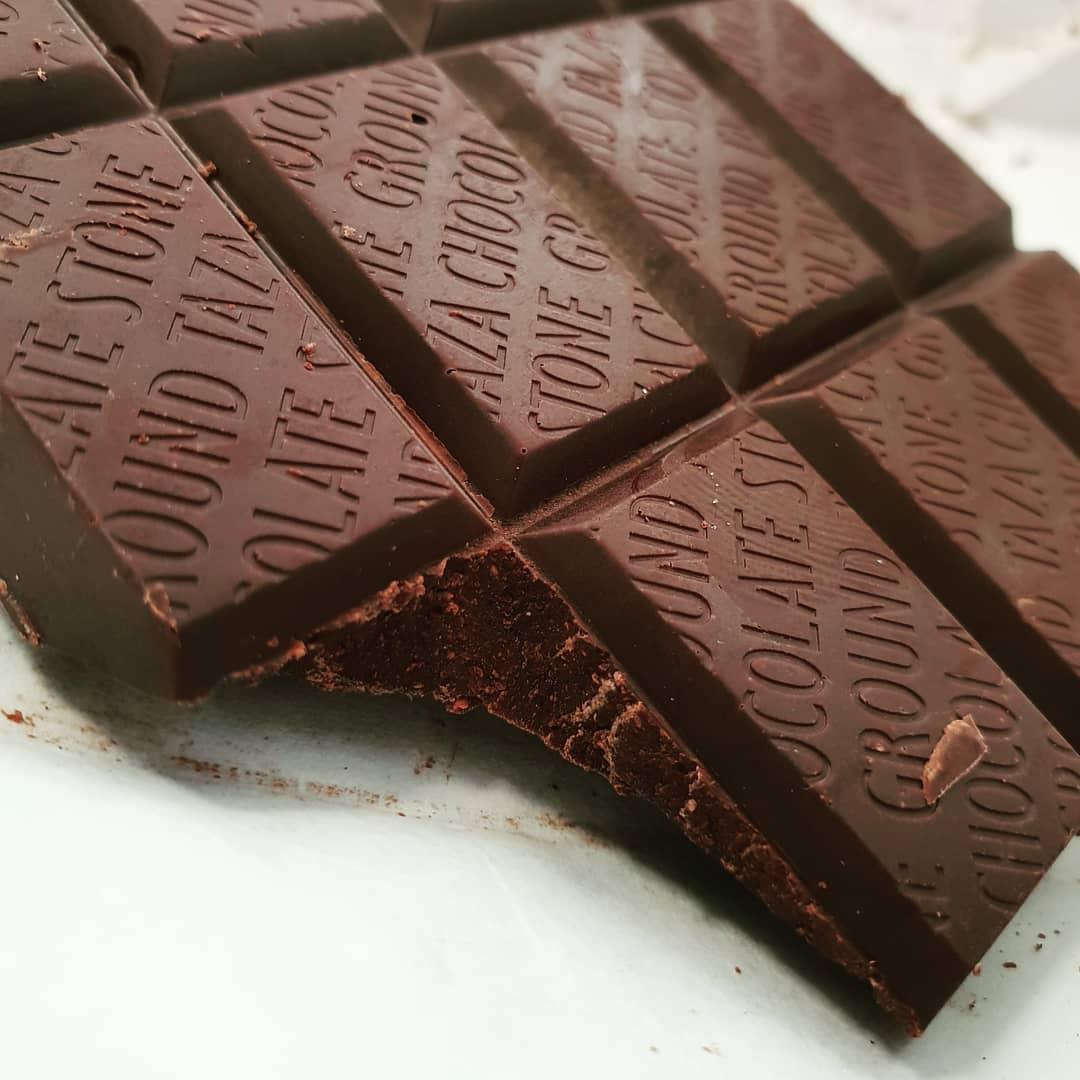 Taza kézműves étcsokoládé