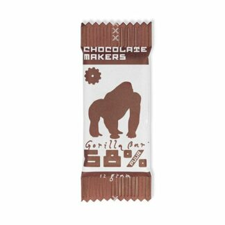 Chocolatemakers Gorilla 68%-os mini szelet