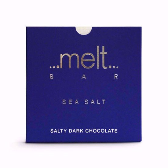 Melt 70%-os étcsokoládé tengeri sóval