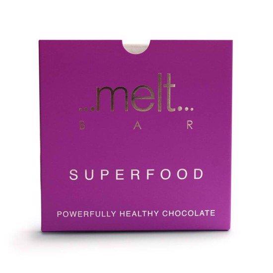Melt Superfood 72%-os étcsokoládé