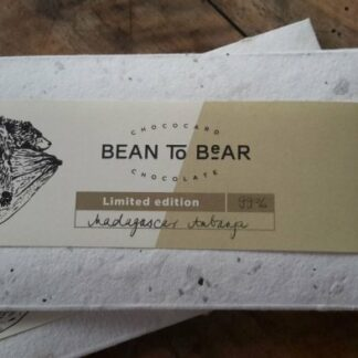 Chococard Bean-to-Bear Madagascar Ambanja 99% – Limited Edition