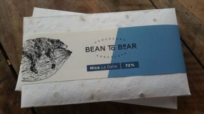 Chococard Bean-to-Bear Nica La Dalia 72%