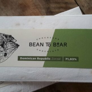 Chococard Bean-to-Bear Zorzal 71,03%