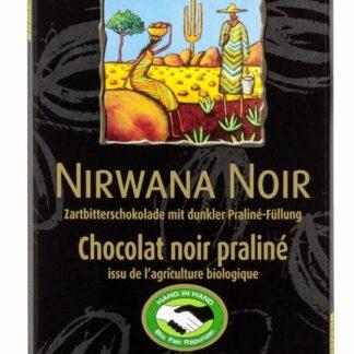 Rapunzel Nirwana Noir töltött étcsokoládé
