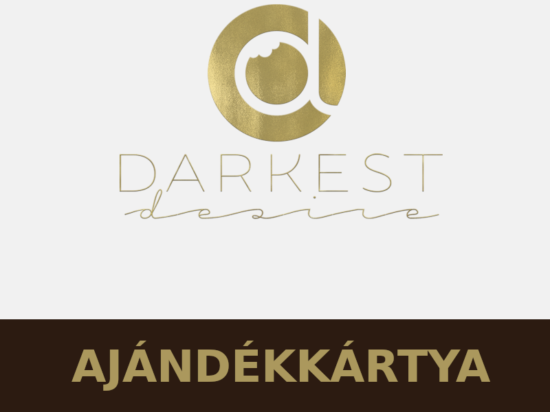 Ajándékkártya - Darkest Desire kézműves étcsokoládé webáruház a411a875cf