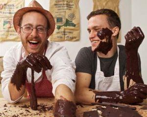 Raaka csokoládé készítő