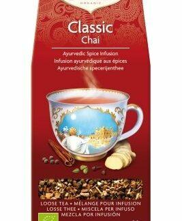 Yogi tea – klasszikus fűszeres keverék