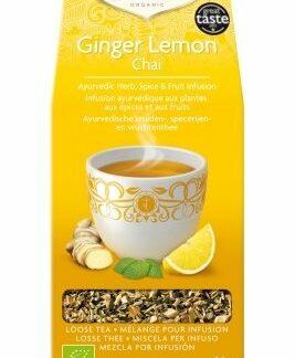 Yogi tea – citromos, gyömbéres teakeverék