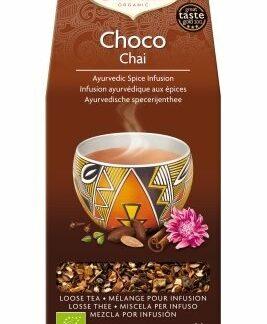 Yogi tea – csokoládés teakeverék