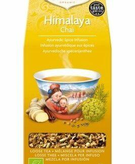 Yogi tea – Himalaya teakeverék