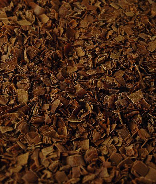 Forró csokoládé, csokoládé pehely