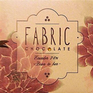 Fabric Ecuador 74%-os bean-to-bar kézműves étcsokoládé