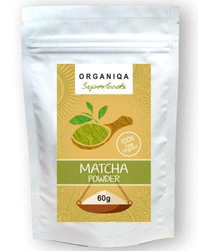 Organiqa bio matcha tea