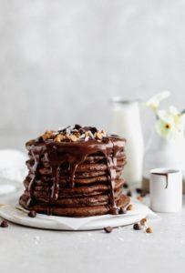 Csokoládés palacsinta recept