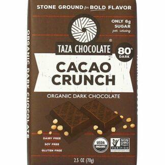 Taza kakaós étcsokoládé 80%