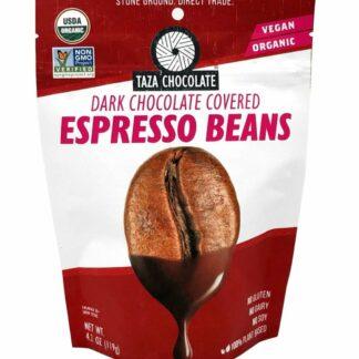 Taza étcsokis kávébab snack